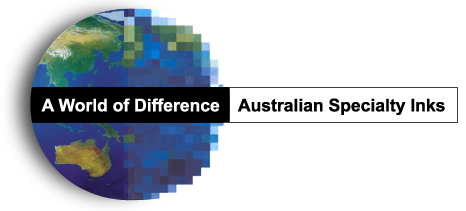 A World of Difference - Australian Specialty Inks